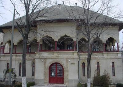 """Muzeul de Sculptura """"Ion Jalea"""""""