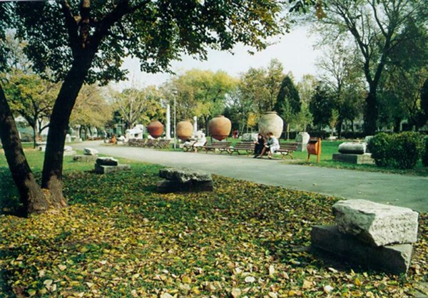 Parcul Arheologic