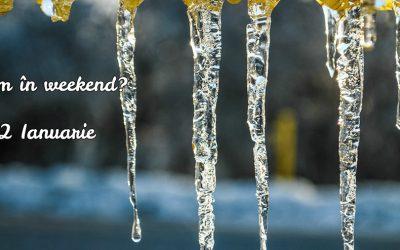 Ce facem în weekend? 20 – 22 ianuarie 2017